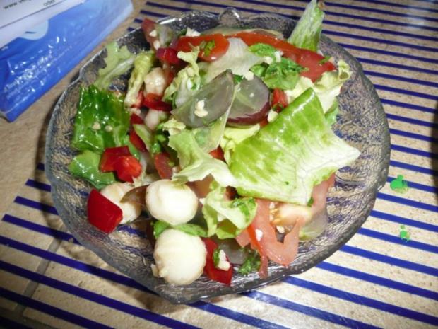 Spaghetti & Bolognese & Salat - Rezept - Bild Nr. 12