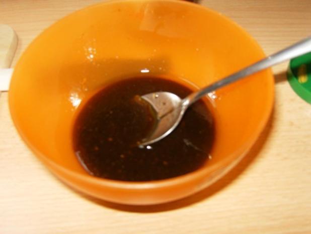 Tomaten-Mozarella-Salat mit Balsamico-Vinaigrette - Rezept - Bild Nr. 5