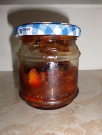 Aufstrich, süß: Mirabellen-Konfitüre mit Nektarine und Ingwer - Rezept - Bild Nr. 5