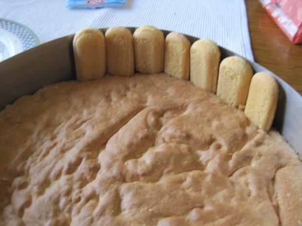 Pfirsich-Joghurt-Torte - Rezept - Bild Nr. 6