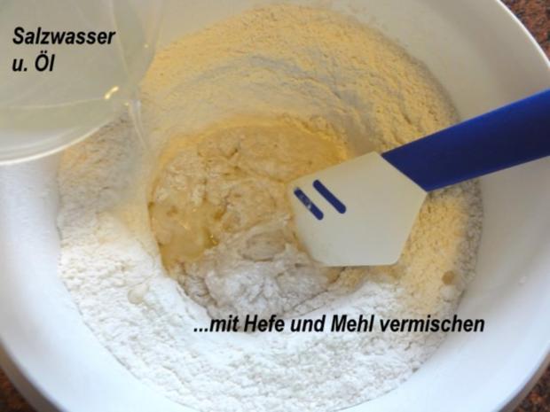Brot:   SONNTAGS-BRÖTCHEN - Rezept - Bild Nr. 2