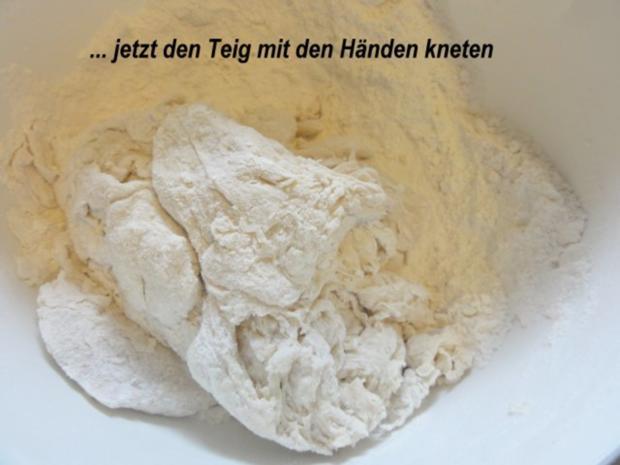 Brot:   SONNTAGS-BRÖTCHEN - Rezept - Bild Nr. 3