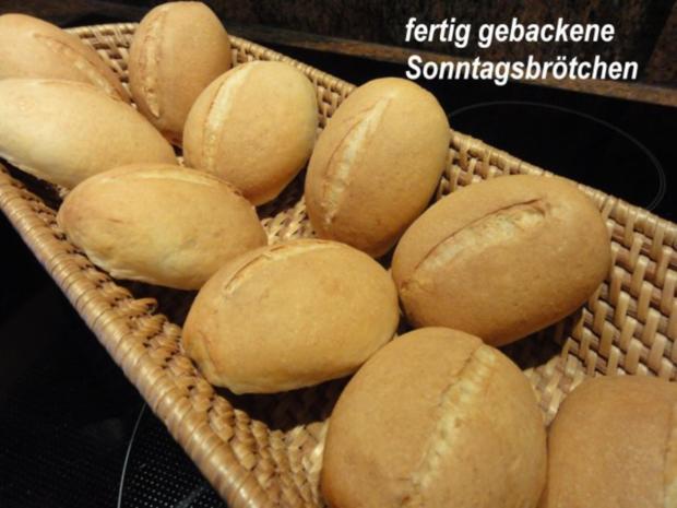 Brot:   SONNTAGS-BRÖTCHEN - Rezept - Bild Nr. 9