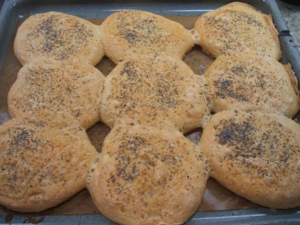 Brot:   SONNTAGS-BRÖTCHEN - Rezept - Bild Nr. 11
