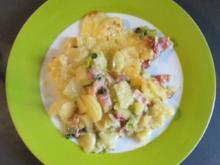 Kartoffelauflauf mit Lauch die 2te Variante - Rezept