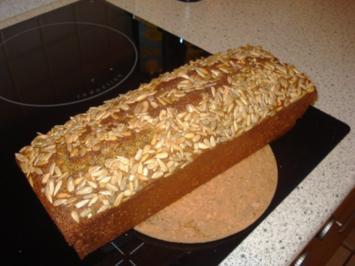 Rezept: Abendbrot (kohlenhydratreduziertes Brot)