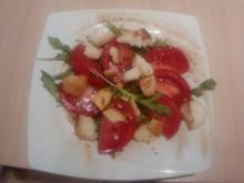 Tomatenbrot mal anders ;-)) - Rezept