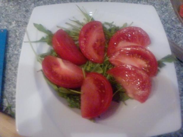 Tomatenbrot mal anders ;-)) - Rezept - Bild Nr. 3