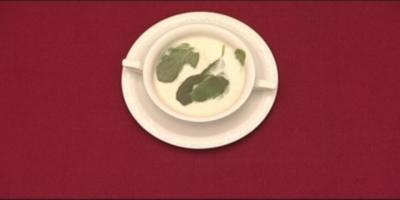 Tom Kha Gai mit Bohnensprossen Salat (Julia Biedermann) - Rezept