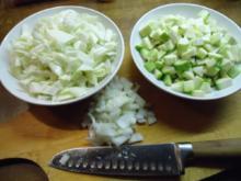 Hackfleischtopf mit Fenchel und Zucchini - Rezept