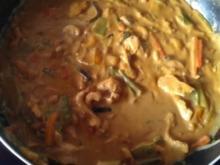 Sezi´s schnelles Thai-Curry - Rezept