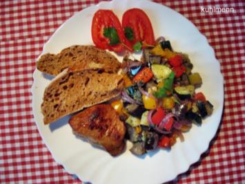 Schmorgemüse italienisch - Rezept