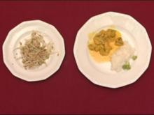 Chicken Pandang mit Reis (Julia Biedermann) - Rezept