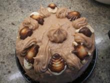 Backen: Meeresfrüchte-Torte - Rezept
