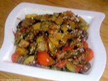 Gemüse-Salat - Rezept