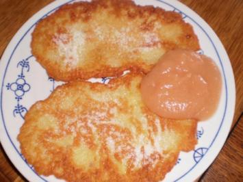 """Kartoffelpfannkuchen """"à la Mama"""" - Rezept"""