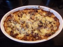 Kartoffel-Zucchini-Hack-Auflauf - Rezept