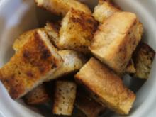 Brot/Brötchen: Mariniertes Brot - Rezept