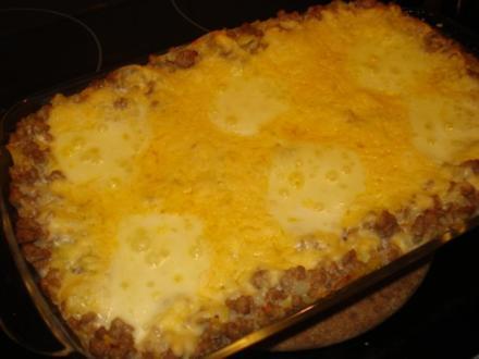 Wirsing Lasagne mit Hackfleisch - Rezept