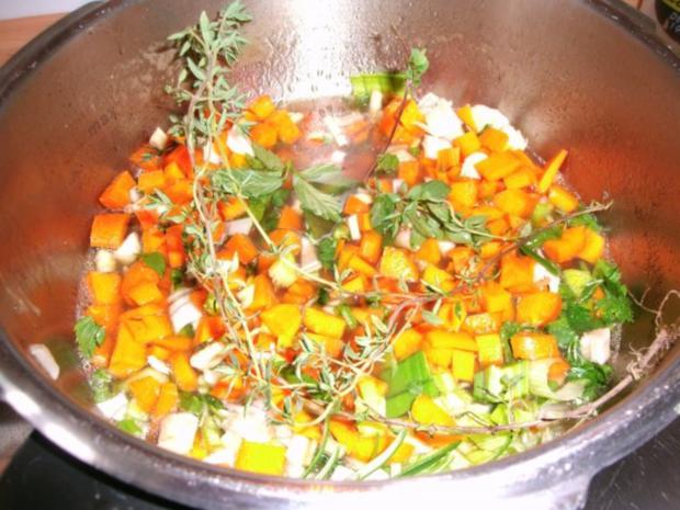 Rindfleischsalat aus der Beinscheibe - Rezept - Bild Nr. 8
