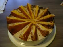 Mühlrad - Torte - Rezept