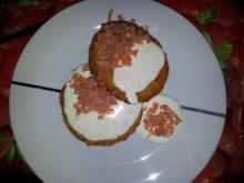 Lachs-Tartar Burger im Reibekuchenbett (kl. Ergänzung) - Rezept