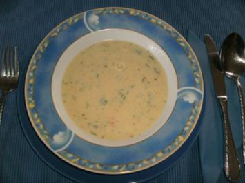 Zucchini Suppe Rezept