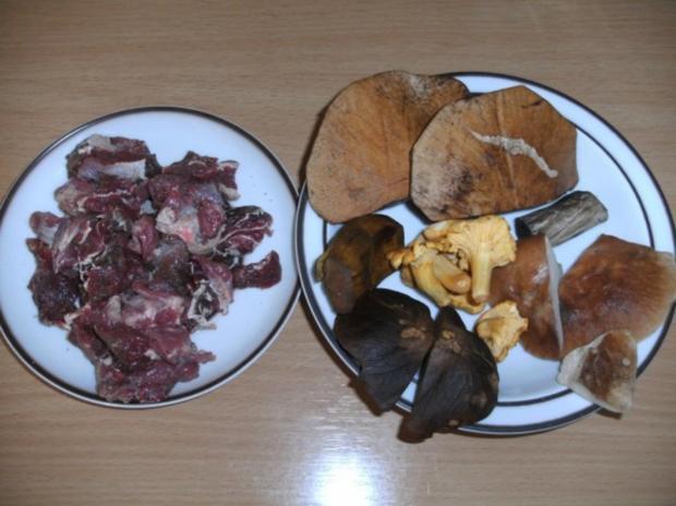 Fleisch: Rinder-Kopffleisch, geschnetzelt - Rezept - Bild Nr. 2