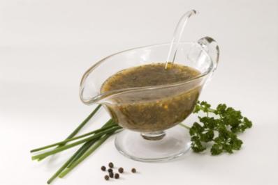 Olivenöl-Vinaigrette (Salatsauce) - Rezept