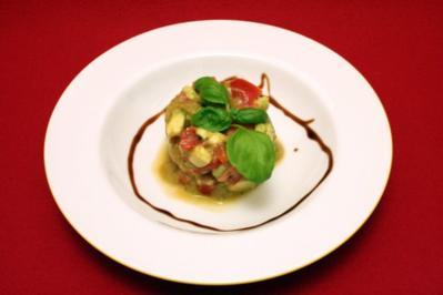 Gazpacho-Salat - Rezept