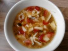 Mediterrane Gemüse-Suppe - Rezept