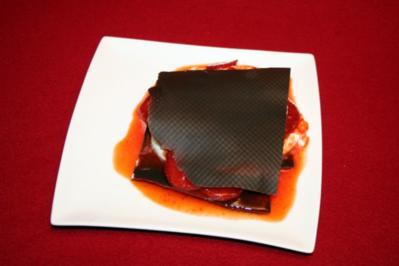 Erdbeer-Stracciatella-Lasagne - Rezept