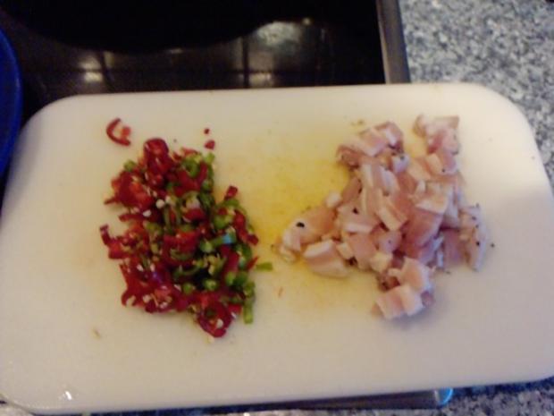 """""""Salat mit dem besten aus Südost""""  - """"Mein Lieblingssalat aus BaWü, Allgäu und Russia"""" - Rezept - Bild Nr. 5"""