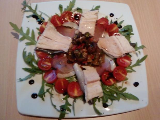 """""""Salat mit dem besten aus Südost""""  - """"Mein Lieblingssalat aus BaWü, Allgäu und Russia"""" - Rezept - Bild Nr. 9"""