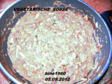 VEGETARISCHE  SOSSE - Rezept