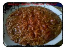 Eintopf: Dattel-Tomateneintopf - Rezept