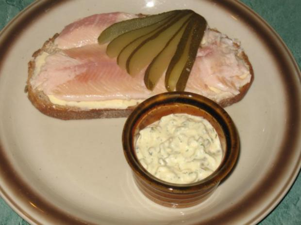 Remoulade - mit Mayo ohne Ei ... - Rezept