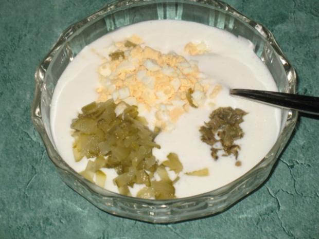 Remoulade - mit Mayo ohne Ei ... - Rezept - Bild Nr. 7