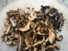 Gewürzmischungen: Pilz-Salz - Rezept