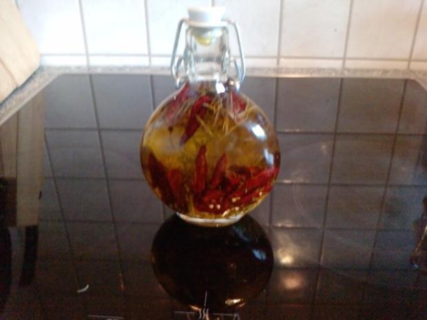 Olio Diavolo Part 3 Doppelt hot -- Explosione di Aroma - Rezept - Bild Nr. 9