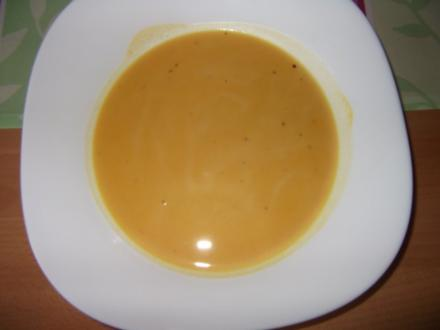 Kürbissuppe Dieter´s Art - Rezept