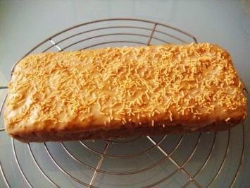Rezept: Möhren-Nuss Kuchen