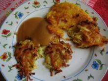 Kartoffel-Zucchinipuffer - Rezept