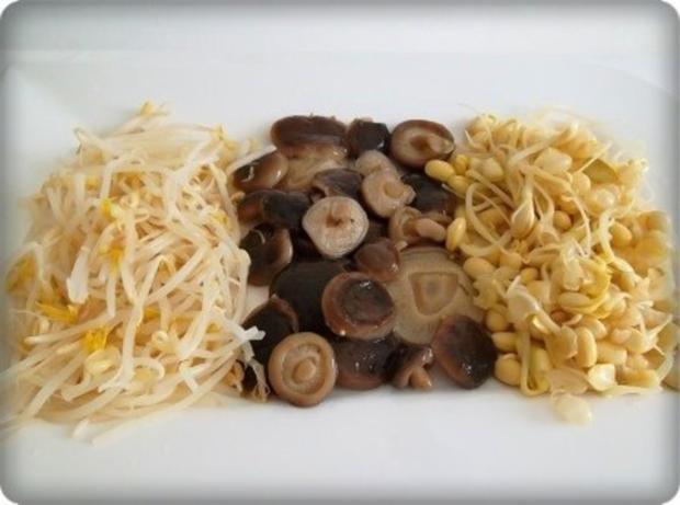 ❀ Chinesische Suppe extra scharf  ❀ - Rezept - Bild Nr. 4