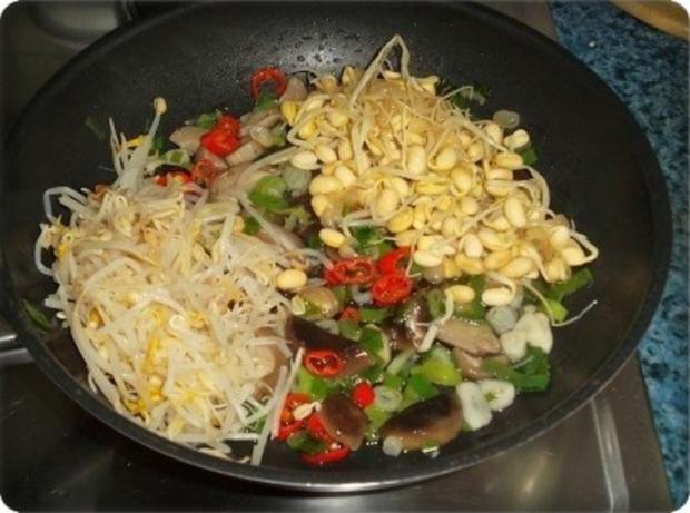 ❀ Chinesische Suppe extra scharf  ❀ - Rezept - Bild Nr. 9