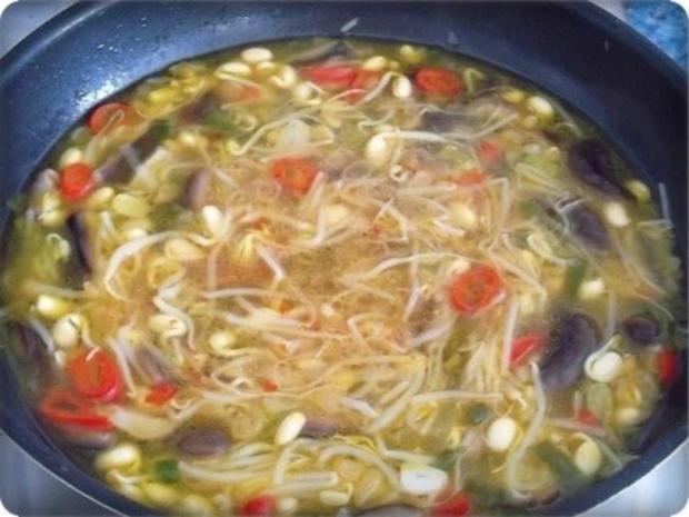 ❀ Chinesische Suppe extra scharf  ❀ - Rezept - Bild Nr. 11