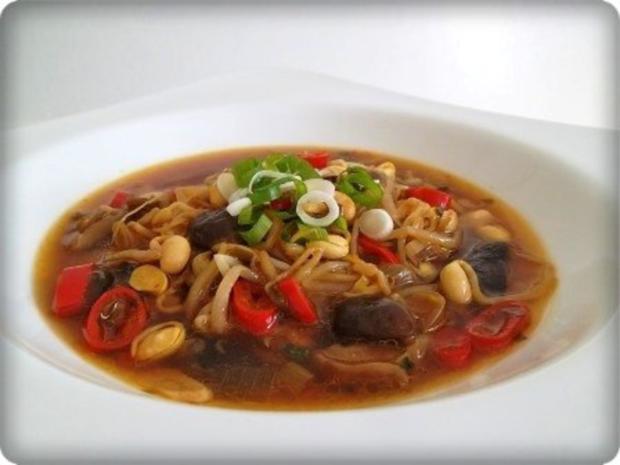 ❀ Chinesische Suppe extra scharf  ❀ - Rezept - Bild Nr. 13