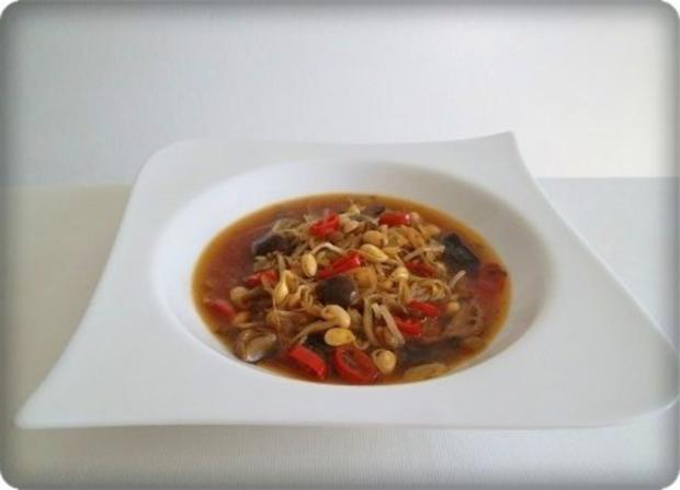 ❀ Chinesische Suppe extra scharf  ❀ - Rezept - Bild Nr. 15