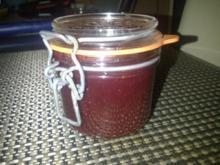 Pflaumen -Feigen Marmelade - Rezept