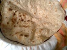 Tschapati (Pakistanisches Brot) - Rezept